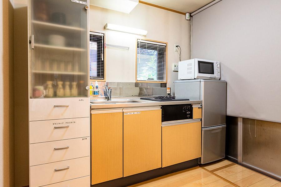 浄光の間1階 キッチン