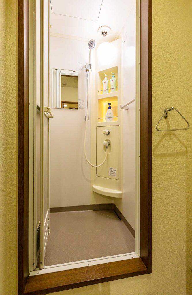 浄光の間2階 シャワー室